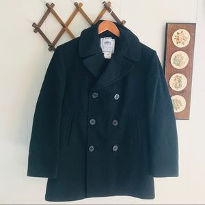 DSCP Quarterdeck Collection Military Wool Pea Coat